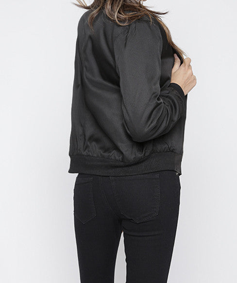 Zella Stone: Outerwear - Zip Up Jacket - Hanger