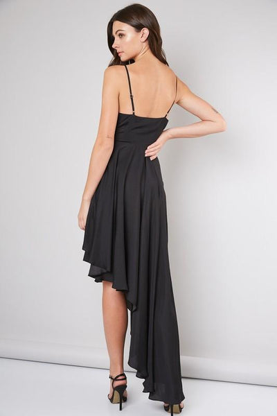 Black Sleeveless Dress
