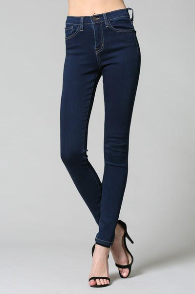 Jessie High Rise Skinny Jeans