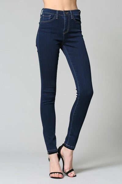 Jessie High Rise Skinny Jeans - THE WEARHOUSE