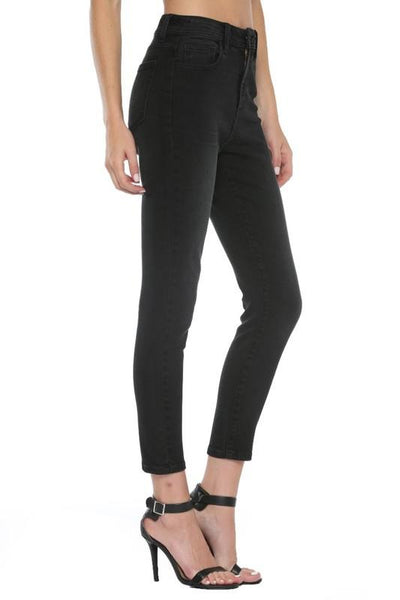 Tammy High Rise Mom Skinny Jeans - THE WEARHOUSE