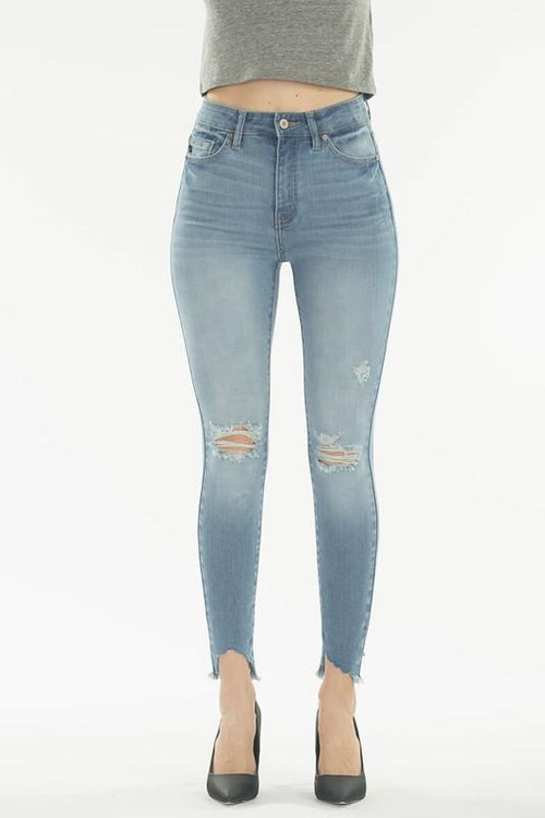 Mariah High Rise Skinny Jeans - THE WEARHOUSE