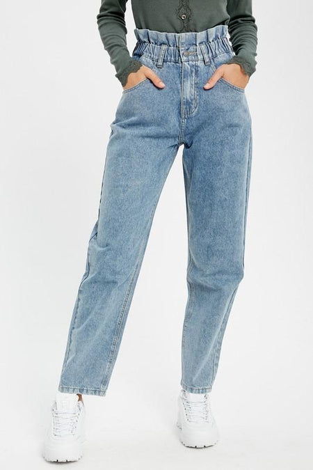 Sadie Stretch Boyfriend Crop Jeans