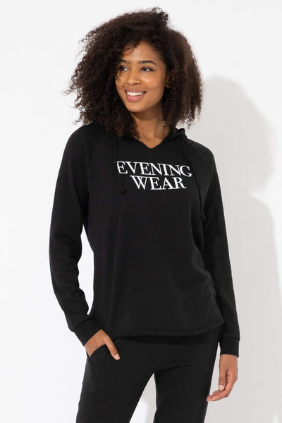 Evening Wear Hoodie