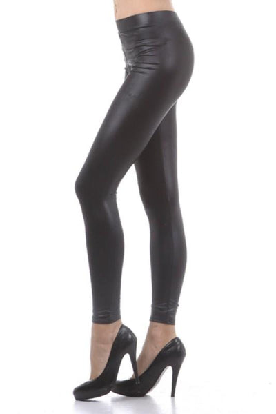 Susan Black Full Length Leggings - THE WEARHOUSE