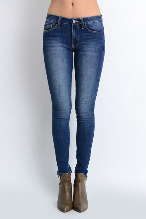Super Skinny Dark Jeans - THE WEARHOUSE