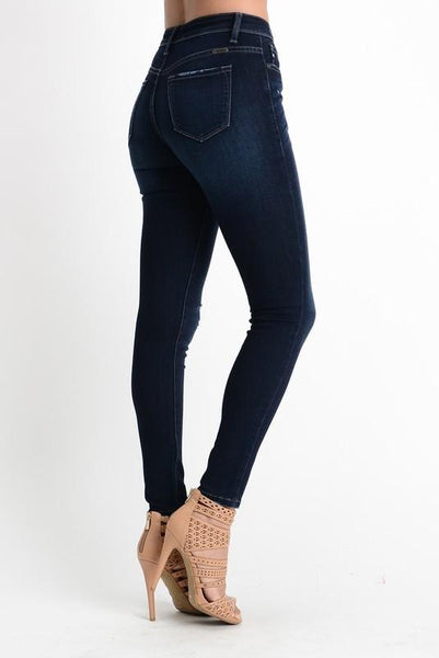 Bianca Mid Rise Super Skinny Jeans - THE WEARHOUSE