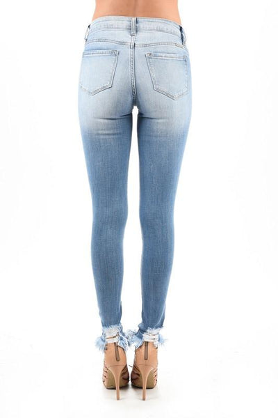 Lindsey Super Skinny Jeans - THE WEARHOUSE