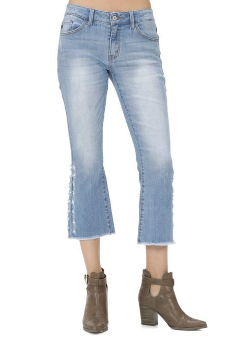 Shea Basic High Rise Skinny Jeans