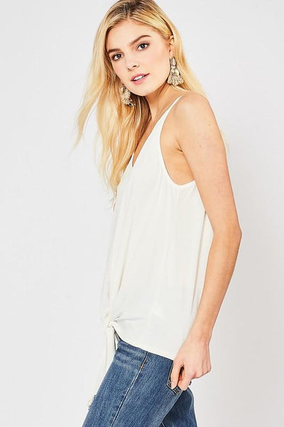 Ivory Colored Tank Top