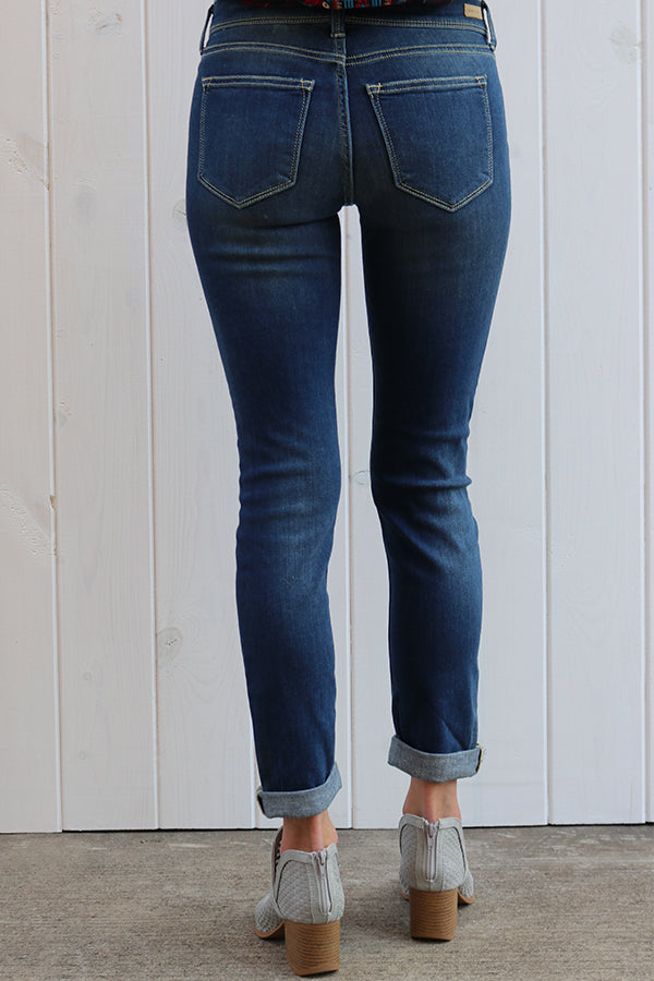 Skinny Boyfriend Jeans - THE WEARHOUSE