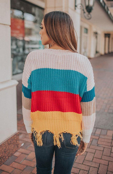 The Good Vibes Sweater