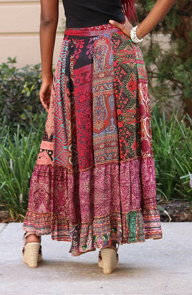 Exclusive Gypsy Skirt