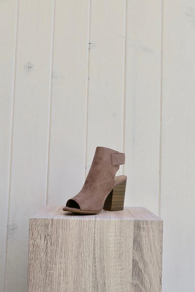 Ankle Booties - THE WEARHOUSE
