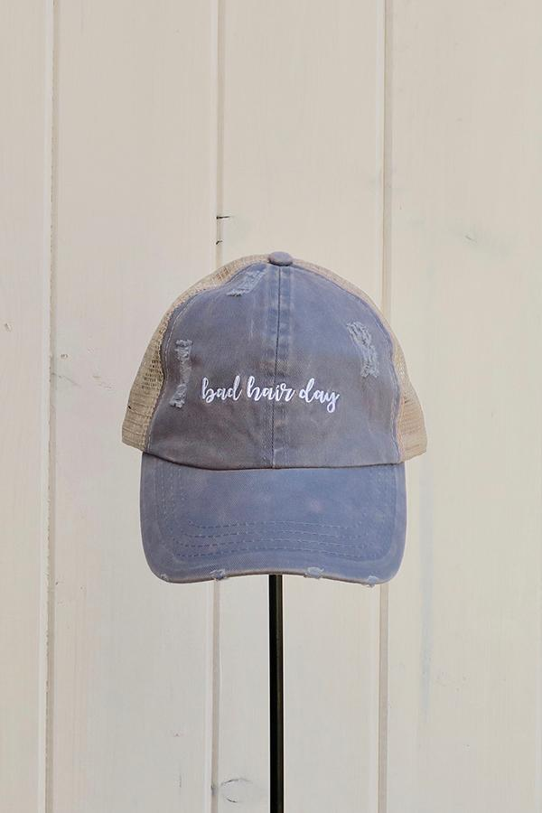 Bad Hair Day Mesh Ball Cap - THE WEARHOUSE
