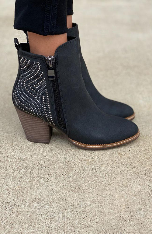 Black Bootie - THE WEARHOUSE