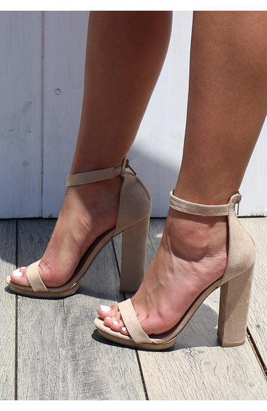 All Natural Heel - THE WEARHOUSE