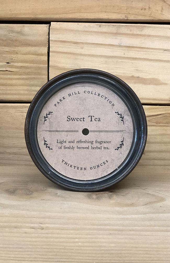 Sweet Tea Herbal Candle