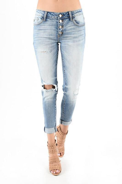 Tinley Summer Wash Jeans