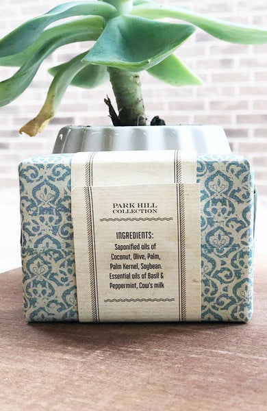 Park Hill Basil & Peppermint Hand Soap - THE WEARHOUSE