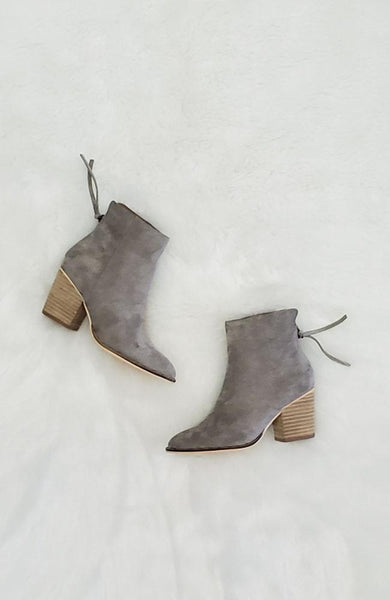 Suzanne Grey Booties