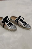 Superstar Glitter Slip-On Sneakers