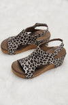 Leopard London Travel Wedge