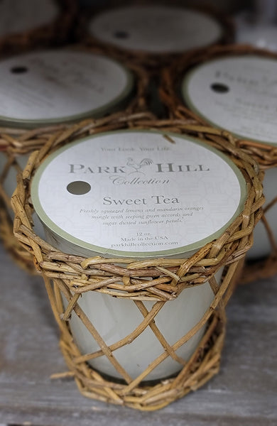Park Hill Sweet Tea Candle Scent