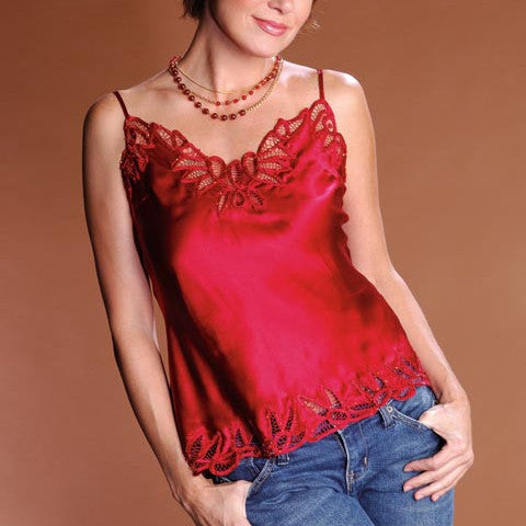C3108 Hand Crochet Lace Top