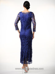 D9121 Embroidered Dress