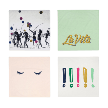 La Vita Cotton 'Kerchief Set