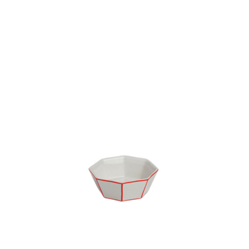 Ring Dish (Red Edge)
