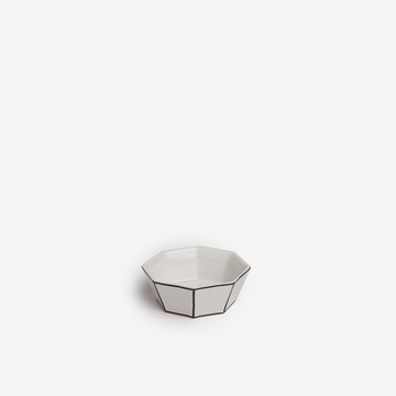 Ring Dish (Black Edge)