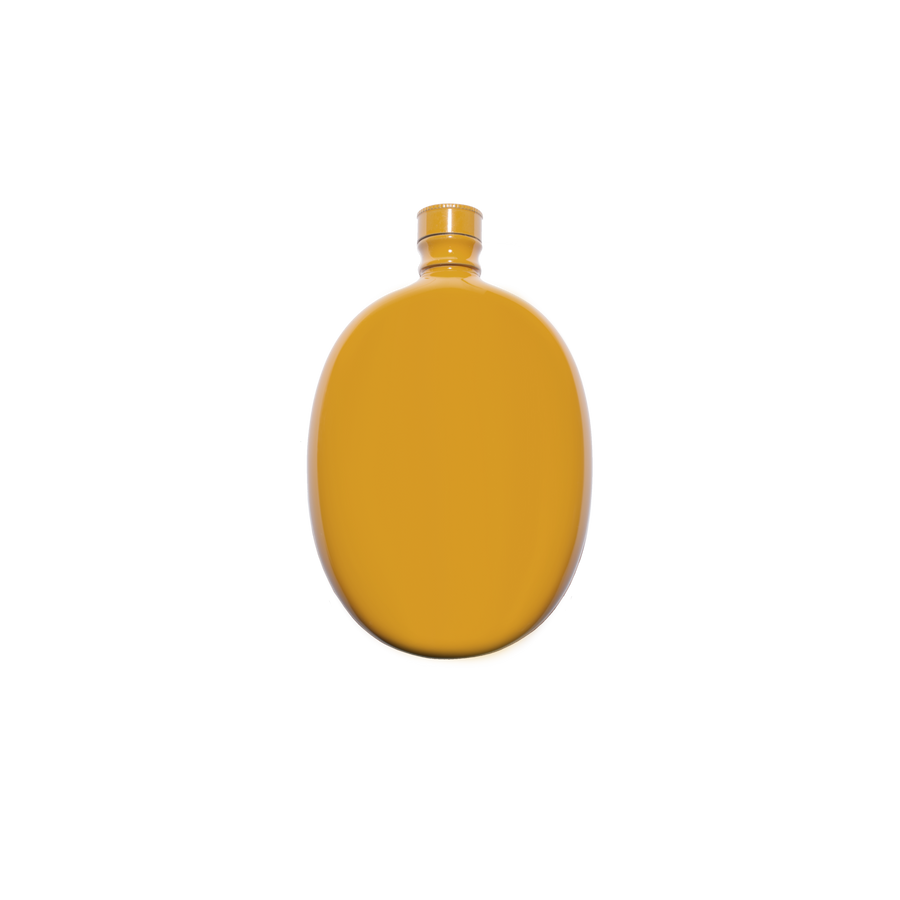 Yellow Flask