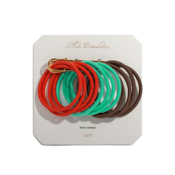 Red Variety Hair Bands