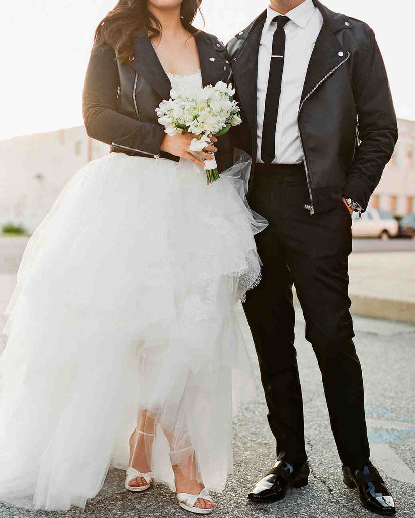 Love Is Faux Real: Chrissy + Jon in Martha Stewart Weddings
