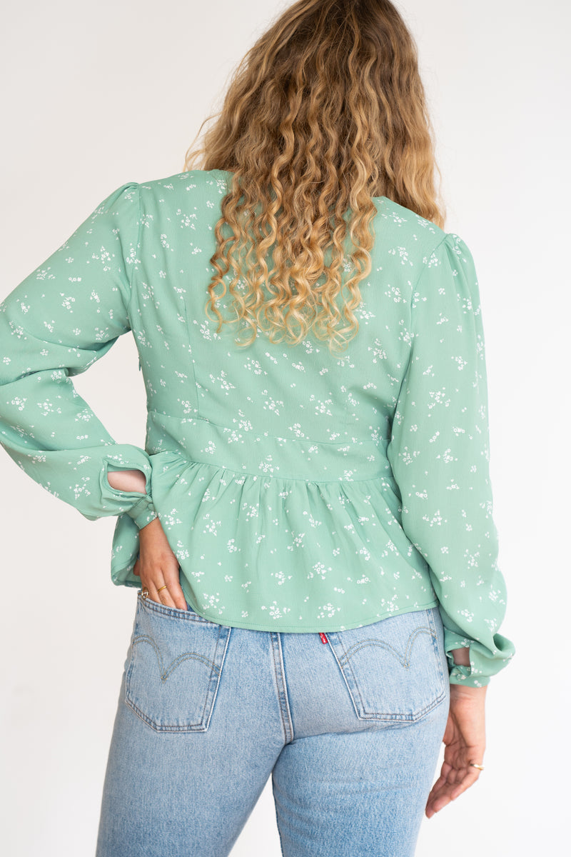 The Lawson Blouse