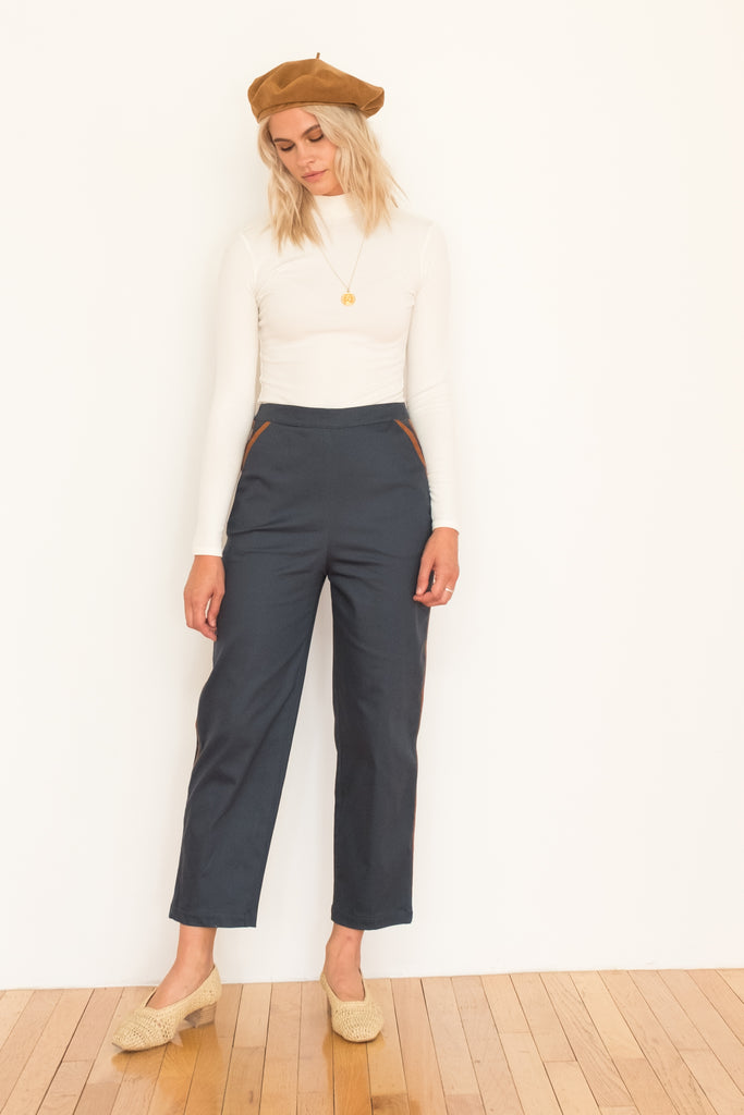 THE MAXINE STRETCH TROUSER