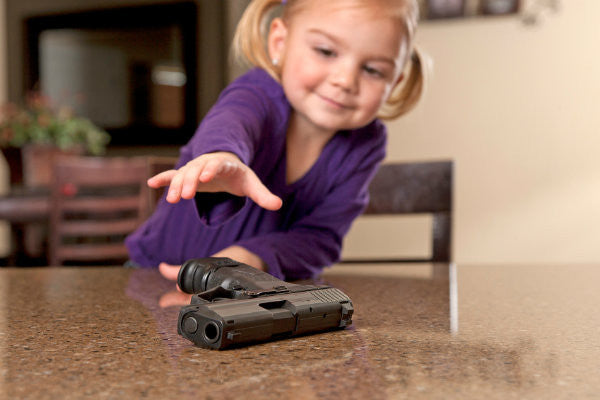 The Unfortunate Truths of Children and Guns