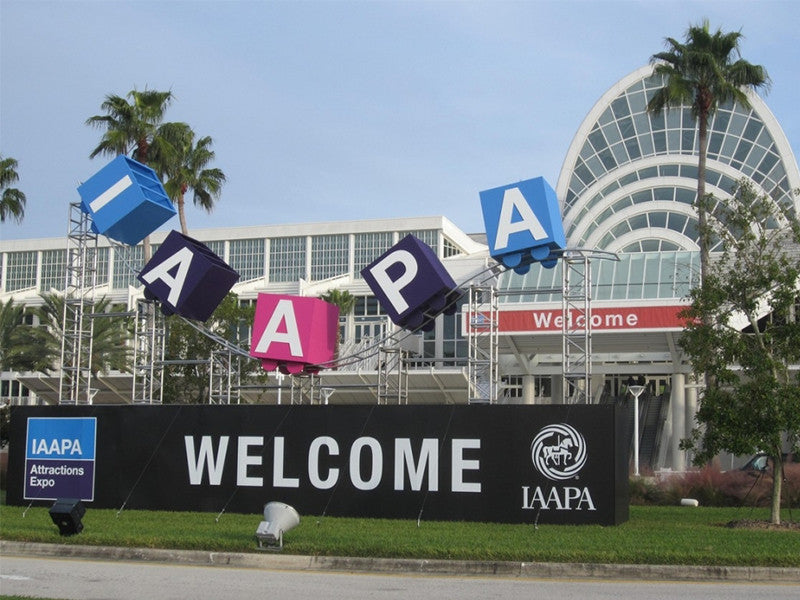 Success at IAAPA Orlando Convention - Innovative Rental Portable Safe