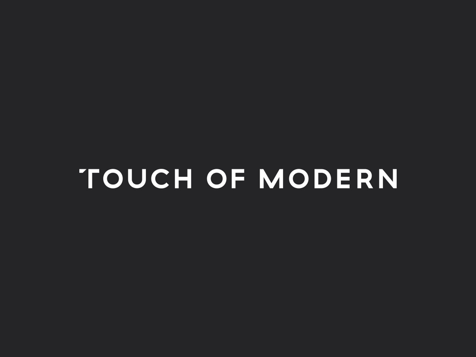 We're Currently Being Featured on Touch of Modern