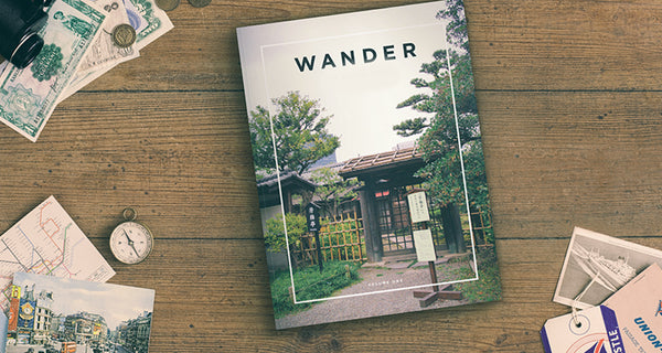 SAFEGO Featured in Wander Magazine