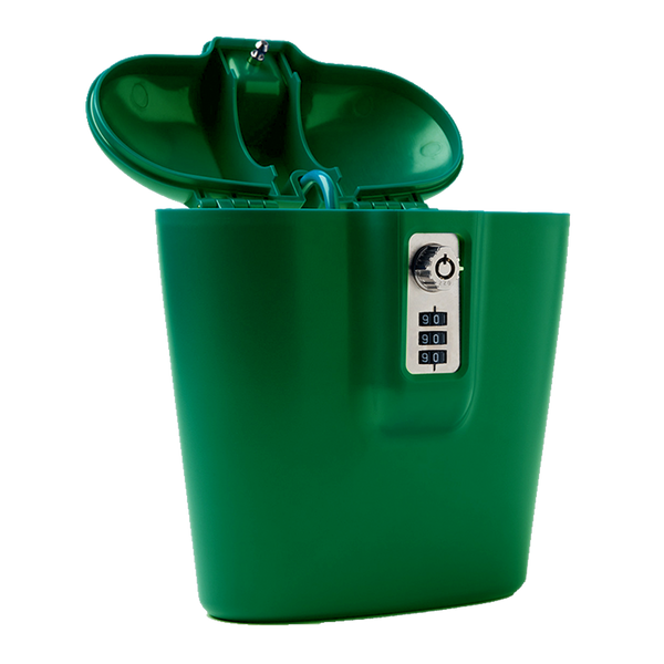 Guarantor Green Portable Safe