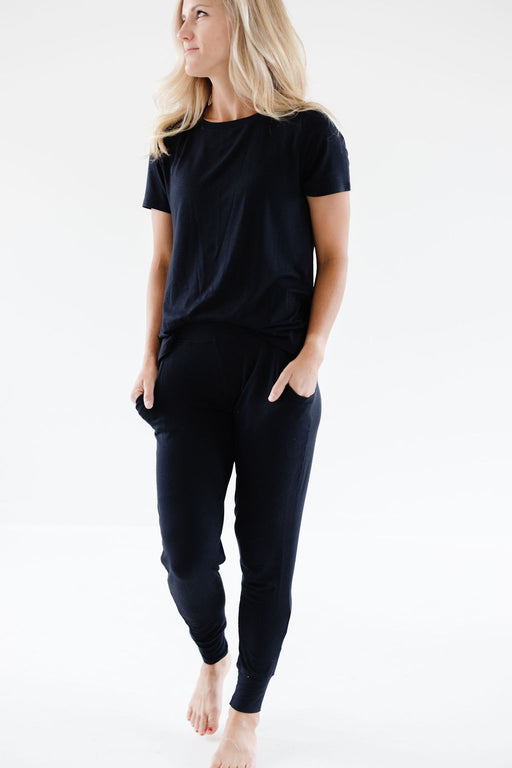 Jogger Set in Black