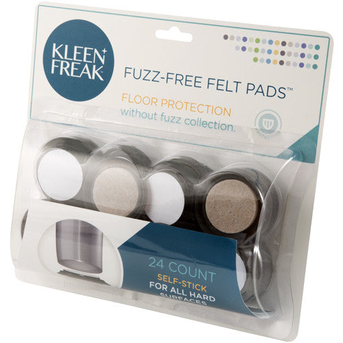 ... Kleen Freak Fuzz Free Felt Pads Provide The Trusted Protection Of Felt  Pads For Your ...