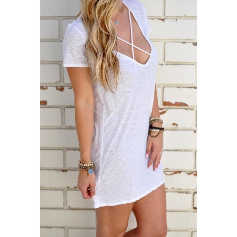 Women's Summer Dress Short Sleeve