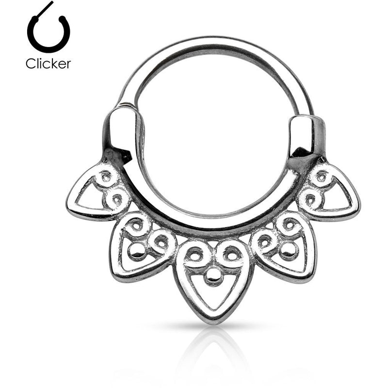 Mayan Septum Clicker