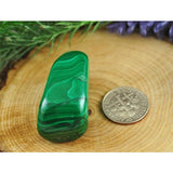 Malachite Polished Stone specimen 4.0