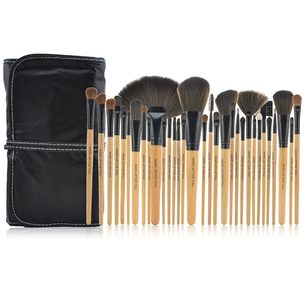 Cocoa Makeup Brush Set