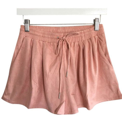 Women Loose Cashmere Shorts